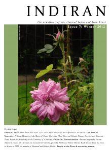 INDIRAN newsletter cover