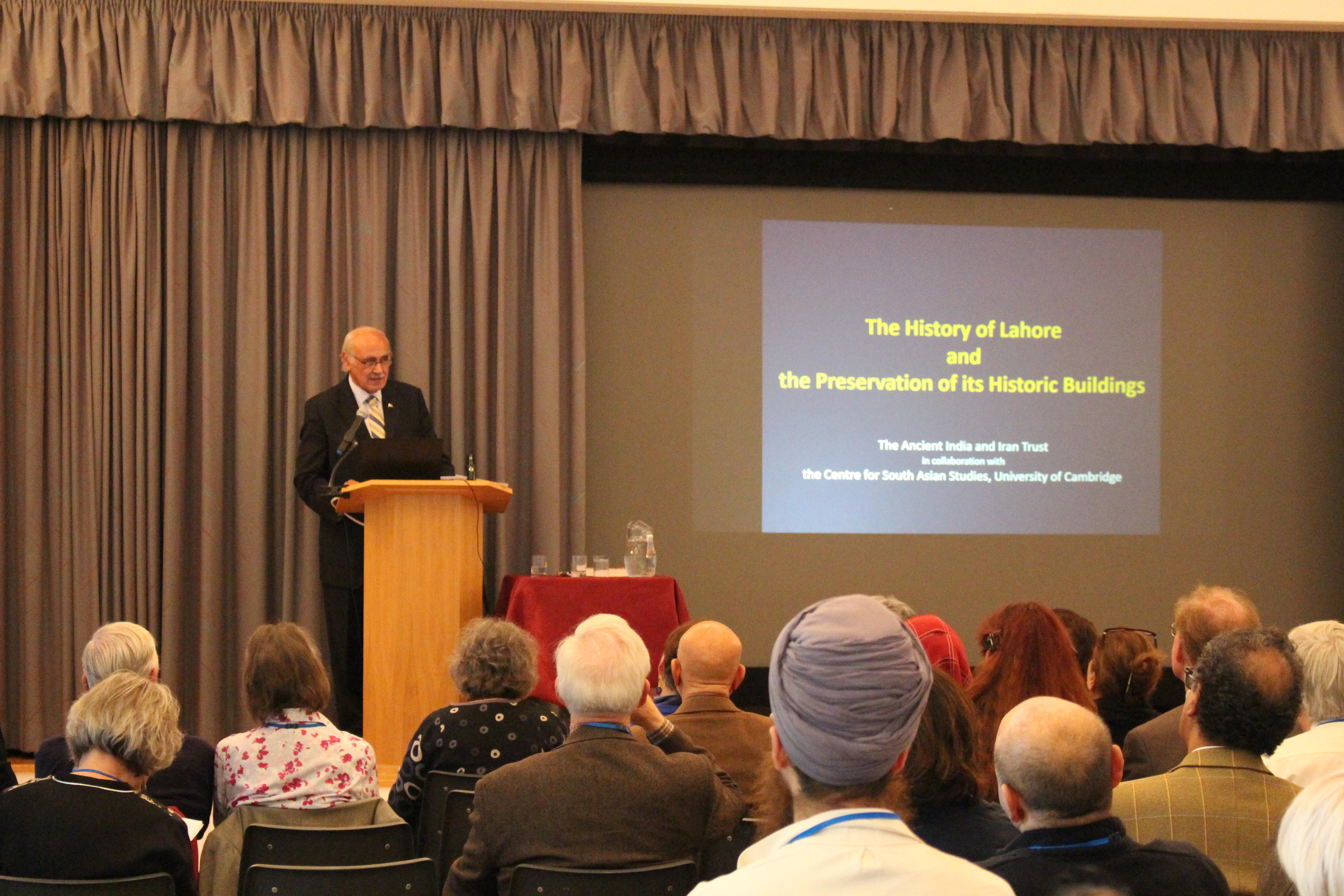Lahore Symposium